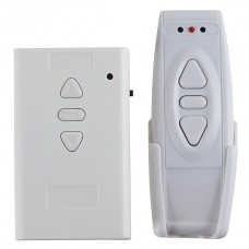 3CH Wireless Wall Switch Receiver & Transmitter Remote Controller