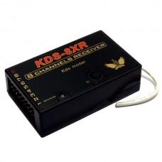 KDS-8XR Model 8CH 2.4GHz Digital RC Receiver for Futaba/JR Transmitter