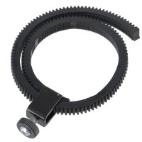 Adjustable Flexible Gear Ring Belt For DSLR Follow Focus FF 550D 600D 5DII Camera