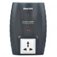 Bestwit VM500A Power Inverter 500W 12V DC to 220V AC with Dual USB Port