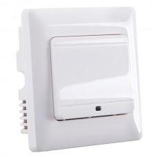 1-Way Wireless Receiving Controller Wall Plate 1CH 50M