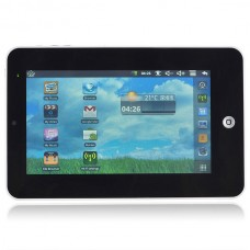 "MID 70009 4 Gigabyte Google Android 2.2 7"" Touch Tablet PC"