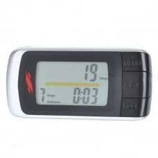 BR8088 Digital Pedometer with Body Fat Analyzer