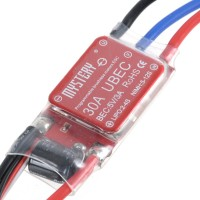 Mystery 30A SBEC/UBEC Brushless Programable Electrinic Speed Control MYH-30A