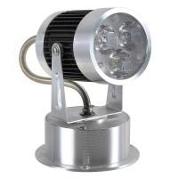 3W LED Floodlight Spot Light Bulb Lamp Waterproof Warm White