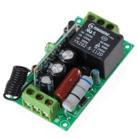 1CH RF Wireless Relay Remote Control Controller Module 315MHz 220V