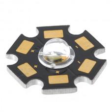 1W White LED Lamp Light Parts 6500K 1-LED Orsran 5pcs