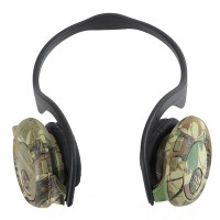 Fashion Sport MP3 Player Headset Headphones TF Card Slot Reader Camouflage