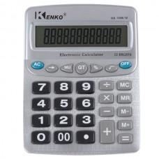 12-digits Desktop Electronic Calculator Big Button KK-1048-12