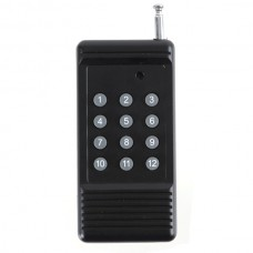 12CH ON-OFF Wall Light/Lamp Wireless RF Radio Remote Control 315MHz