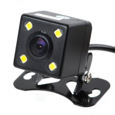 Car Rear View Camera IR Night Vision Backup Security Camera PAL 660D