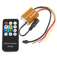 White Light LED Controller Dimmer LED Strip Light Remote Controller SLCB-4A0W