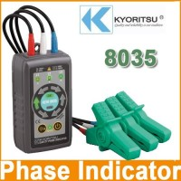Kyoritsu 8035 45~66Hz Non﹣Contact Safety Phase Indicator Tester