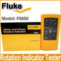 New Fluke F9062 Motor Phase Rotation Indicator Meter Tester