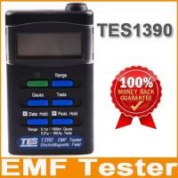 Brand New TES-1390 EMF Tester Gauss Electromagnetic Field Meter
