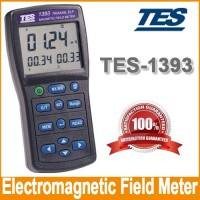 Brand New EMF Tester Gauss Electromagnetic Field Meter(TES-1393)