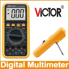 New DMM VICTOR VC9801A+ Digital Electrical Multimeter