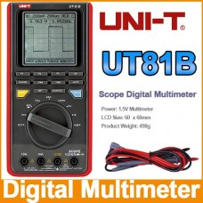 New Digital Multimeters ScopeMeter Oscilloscope UT81B