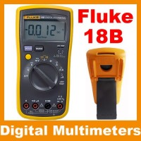 Fluke 18B LED Test Digital Multimeter 15B 17B AC/DC Ohm