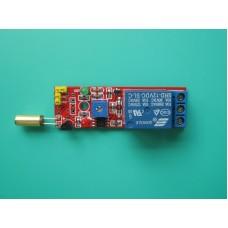 90 Degree 2 in 1 Tilt/Angle Sensor Relay Module 12V SW-520D Sensor