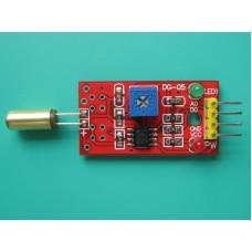 Tilt/Angle Sensor Module 12V SW-520D Sensor with LM393 Comparator