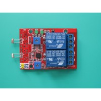 2 Channel 2 in 1 Photosensitive Module with Relay 5V for Light Detection