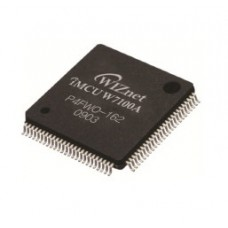 iMCU W7100A - Single Chip Microcontroller with TCP/IP and 10/100 Fast Ethernet MAC/PHY