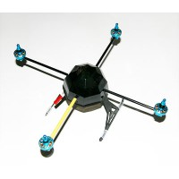 LOTUSRC T80 Quadcopter ARTF Mini-type Aircraft Model Designed