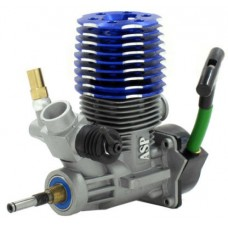ASP 21CX-H 3.46cc Engine With Pull Starter for Cars