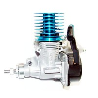ASP 12CX-H 2-Stroke 1.94cc Engine with Pull Starter for RC Cars
