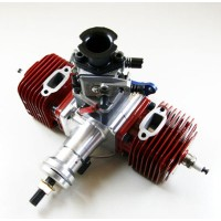 GF55II 55cc Petrol Twin-Engine for RC Airplane Toys