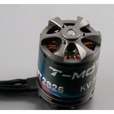 High Performance Brushless T-Motor MT2826 380KV/550KV/760KV for Quadcopter/Multi-Rotor