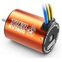SKYRC Toro 3900KV/4P Sensorless Brushless Motor for 1/10 Car