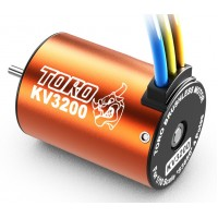SKYRC Toro 3200KV/4P Sensorless Brushless Motor for 1/10 Car