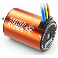 SKYRC Toro 2800KV/4P Sensorless Brushless Motor for 1/10 Car