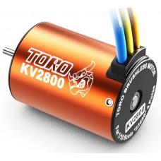 SKYRC Toro 2800KV/4P Sensorless Brushless Motor for 1/10 Car