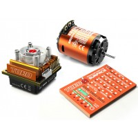 Skyrc Toro10 S120 120A ESC+Ares 6069KV/5.5T/2P Brushless Motor w/ Programming Card for 1/10 Scale Car