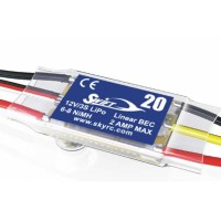 SkyRc Swift 20A Brushless Airplane ESC Electronic Speed Control