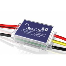 SkyRc Swift 50A Brushless Airplane ESC Electronic Speed Control