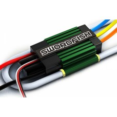 SkyRc Swordfish RC Marine 120A Water Cooled Brushless ESC Speed Controller