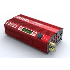 SKYRC eFuel 60A Power Supply (220V to DC 15V-24V)