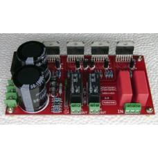 YJ 150W+150W 4xTDA7293 BTL Amplifier Board High Power