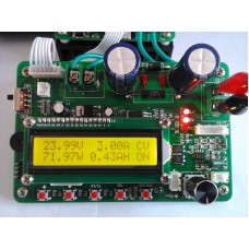 ZXY6010S Intelligent DC-DC Digital Control TTL Output CC CV Power Supply 60V 10A 600W