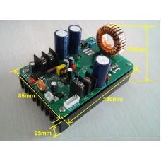 ZXY6020D Intelligent DC-DC Digital Control CC CV Power Supply 60V 20A 1200W