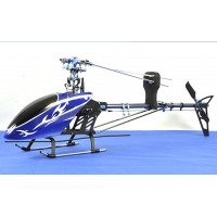 Tarot 450 V2.5 Carbon Metal Helicopter Kit TL10006-01