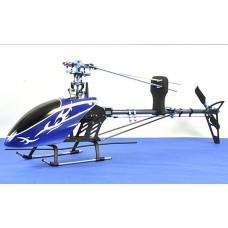 Tarot 450 V2.5 Carbon Metal Helicopter Kit TL10006-01