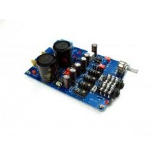 Lehmann BD139 BD140 Preamplifier Headphone DIY Amplifier Kit