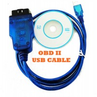 USB Interface USB Cable VAG 409 OBD2 for Audi VW