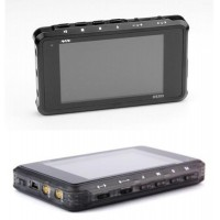 NEW Mini Digital Storage Color Oscilloscope Metal Handheld Scope DS 203 Nano W/ FREE Carrying Case