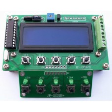 LCD Display Screen Pulse Generator for TB6560 Stepper Motor Driver Board